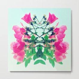 Como La Flor. Metal Print