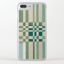 New Urban Intersections 01 Clear iPhone Case