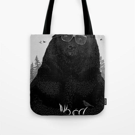 Wood Tang Clan Tote Bag
