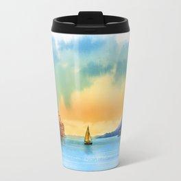 Italian landscape Travel Mug