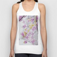 blossom Tank Tops featuring Blossom by FedericaGiordano