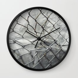 Relax and Breathe III Wall Clock