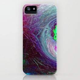 Spawned from the Blades iPhone Case