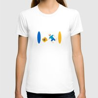aperture T-shirts featuring Aperture Time! by Chance L