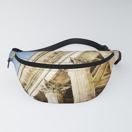 Ancient Roman Temple Fanny Pack