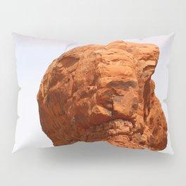 An Unique Rockformation Pillow Sham