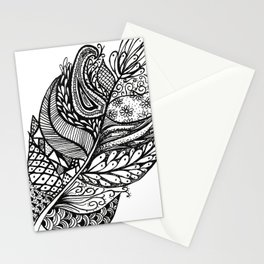 feathering Stationery Cards