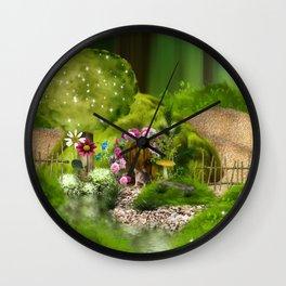 Mausi Wall Clock
