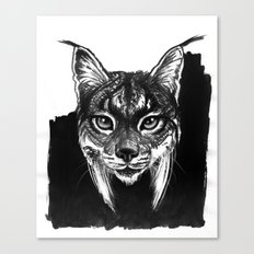 Lynx bobcat Canvas Print