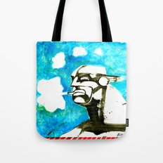 SMOKER TWO (from Gotham City) Tote Bag