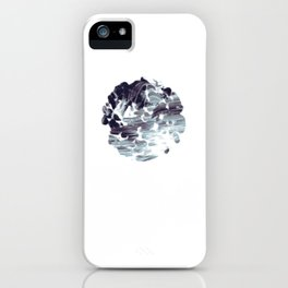 Sustained iPhone Case