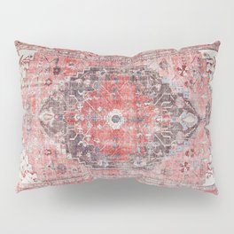 N62 - Vintage Farmhouse Rustic Traditional Moroccan Style Artwork Pillow Sham