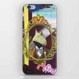 Horace 'Horny' Gleason iPhone Skin