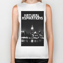 Natural Aspirations Biker Tank