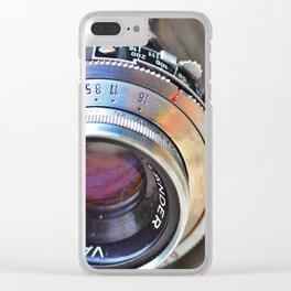 Perkeo Clear iPhone Case