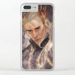 Elvenking Clear iPhone Case