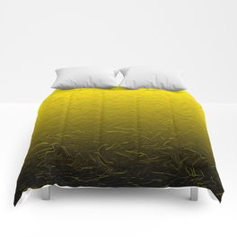 Gold Passion Comforters