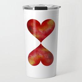 Endless Love Travel Mug