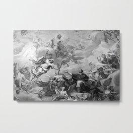 A Biblical Scene Metal Print