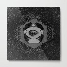 Oucria Metal Print