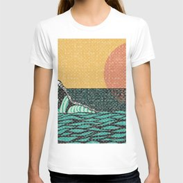 Sunrise V T-shirt