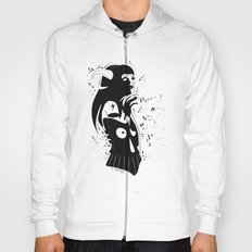 I've got a new world in my view - Emilie Record Hoody