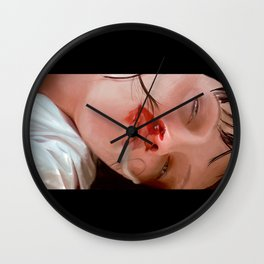 Uma's OD Digital Painting Wall Clock