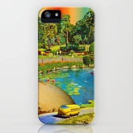 Gardens of Pluto iPhone Case