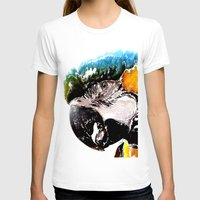 parrot T-shirts featuring Parrot by Regan's World
