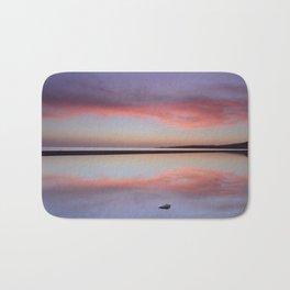 """""""Purple....."""" Tarifa beach. Bath Mat"""
