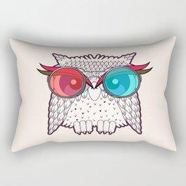 Owl - Owl Rectangular Pillow