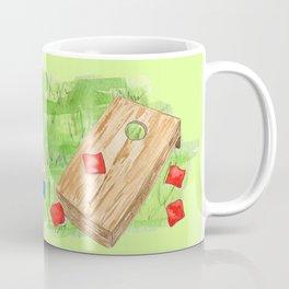 Corn Hole Coffee Mug