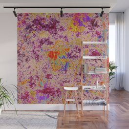 Astract Pink 04 Wall Mural