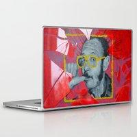 terry fan Laptop & iPad Skins featuring Terry by Dmitry  Buldakov