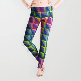 Smaller geometricolours Leggings