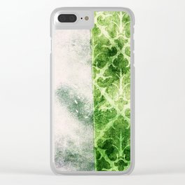 Vintage experience [4] Clear iPhone Case