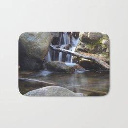 Small waterfall away from Cascade Falls Bath Mat