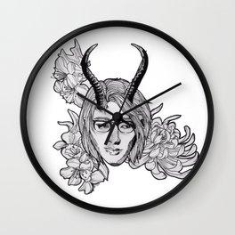The Gazelle Wall Clock
