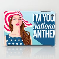 the national iPad Cases featuring National Anthem by Stan Pro