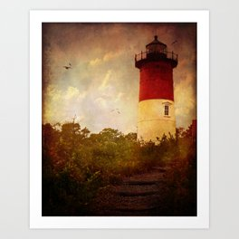 Beacon of Hope Art Print
