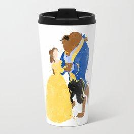 Beauty and beast Travel Mug