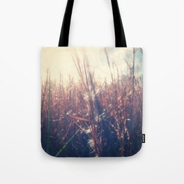 Clothed In Beauty.  Tote Bag