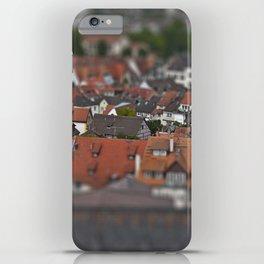 Plastic world iPhone Case