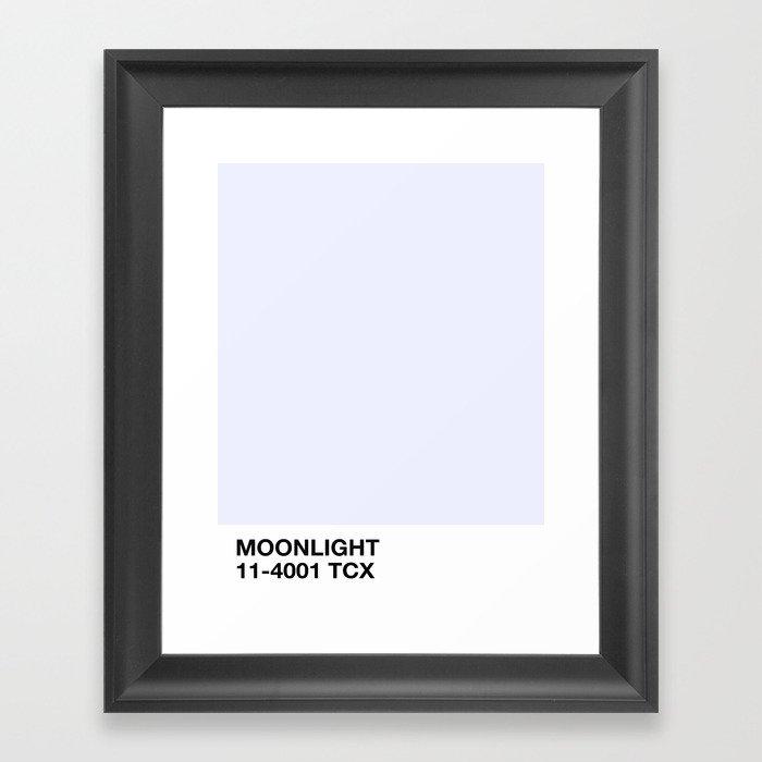 moonlight Gerahmter Kunstdruck