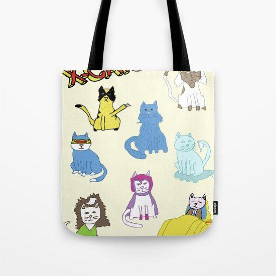 X-CATS Tote Bag