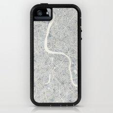 City Map London watercolor map  Adventure Case iPhone (5, 5s)