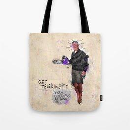Telekinetic Psychonaut Tote Bag