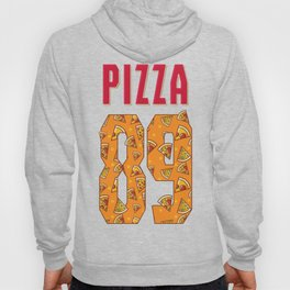 Pizza 89 Hoody