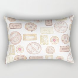 Biscuit barrel Rectangular Pillow