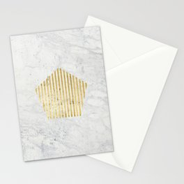 penta gOld Stationery Cards